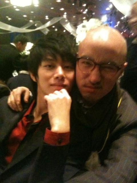 Kim Heechul and Hong Seok-Cheon